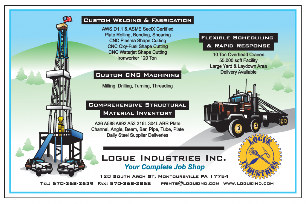 Logue Industries Business eCard